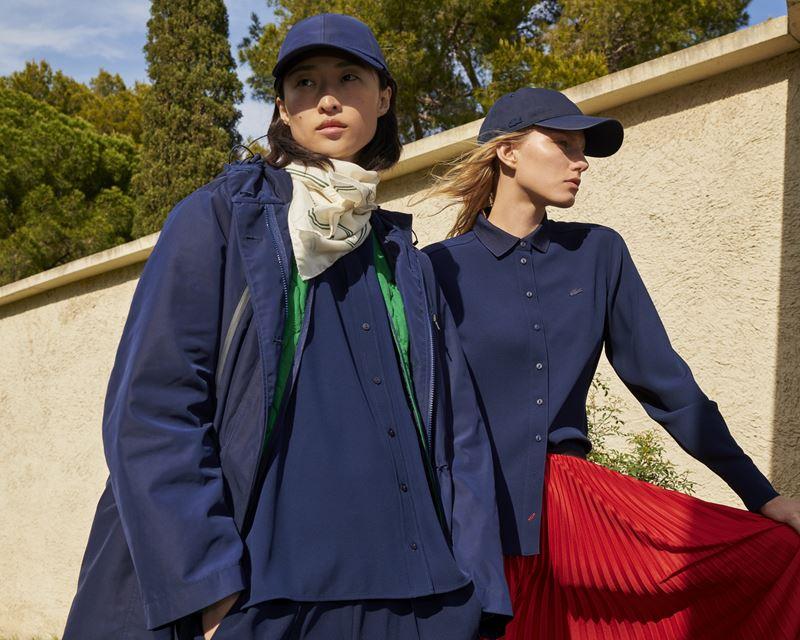 Коллекция Lacoste Iconic Women - фото 1
