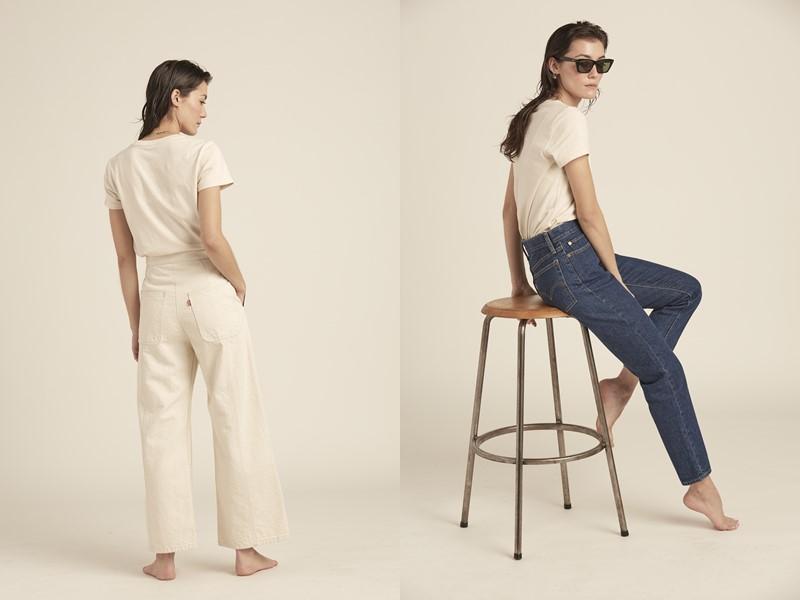 Levi's® Wellthread™ - экологичная коллекция одежды весна-лето 2020 - 3