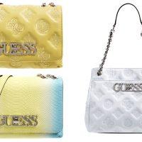 Сумки из эко-кожи Guess Chic Bag весна-лето 2020