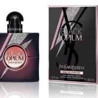 Black Opium Storm Illusion – лимитированное издание парфюмерной воды в коллекционном флаконе
