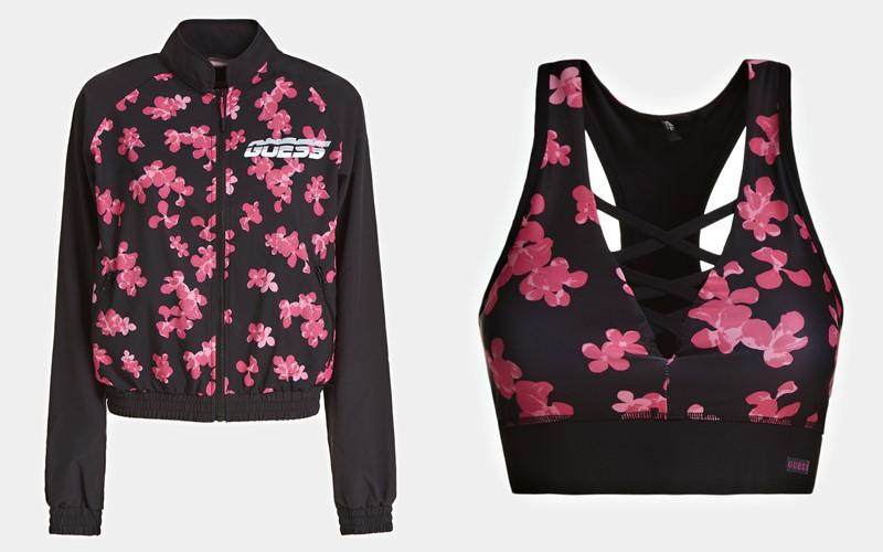 Коллекция Guess Activewear весна-лето 2020 - фото 10