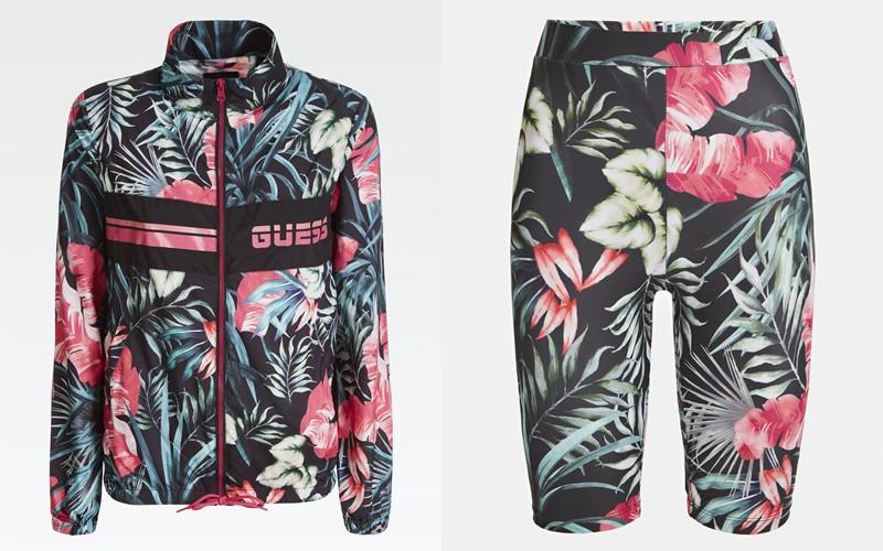 Коллекция Guess Activewear весна-лето 2020 - фото 9