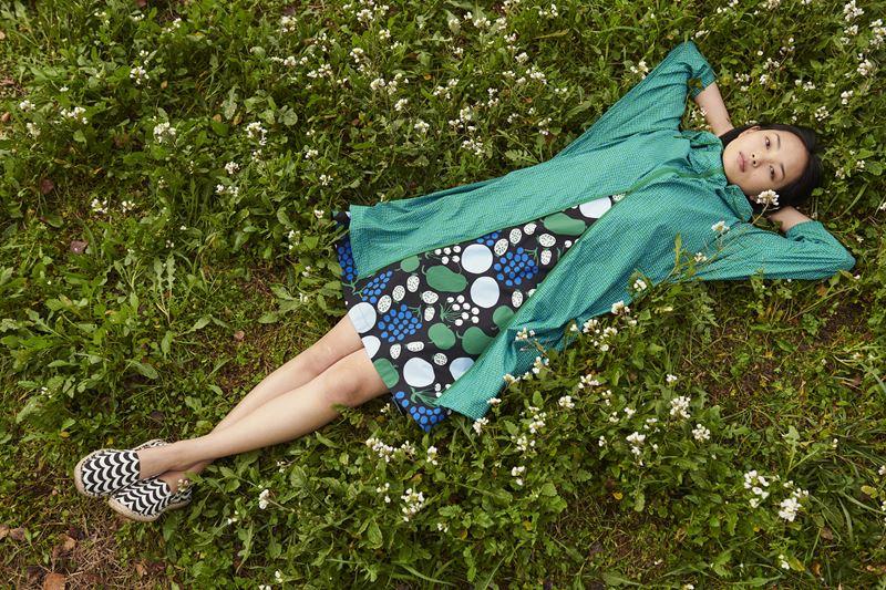 Коллекция UNIQLO x Marimekko весна-лето 2020 - фото 7