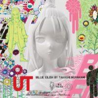 Новинка UNIQLO 2020: коллекция футболок UT Billie Eilish x Takashi Murakami
