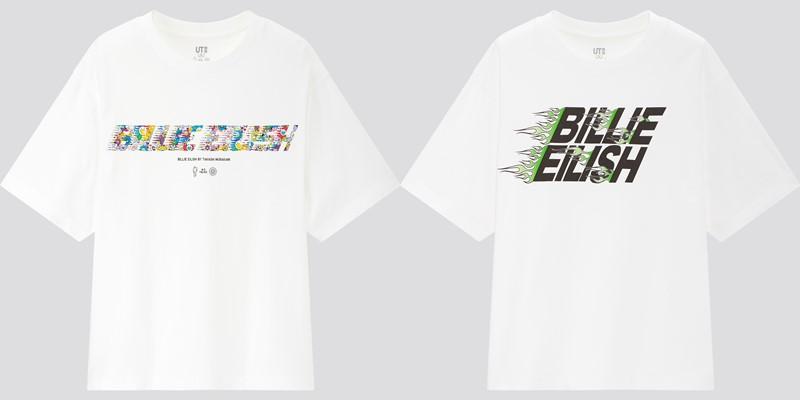 Женская коллекция футболок UT Billie Eilish x Takashi Murakami - 1