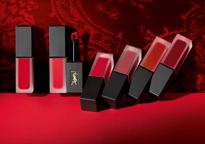 Новинка Yves Saint Laurent 2020: матовая помада Tatouage Couture Velvet Cream с эффектом бархатного покрытия