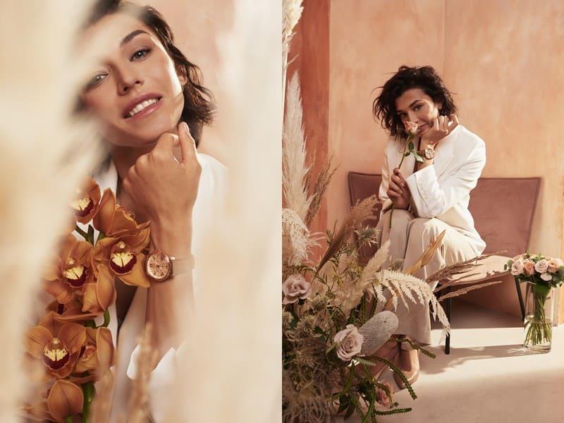Алина Островская и Casio - новая модель часов бренда Sheen - фото 4