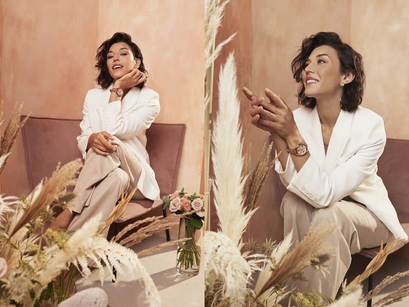 Алина Островская и Casio - новая модель часов бренда Sheen - фото 3